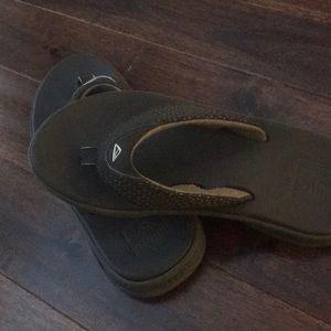 Like new Reef flip flops